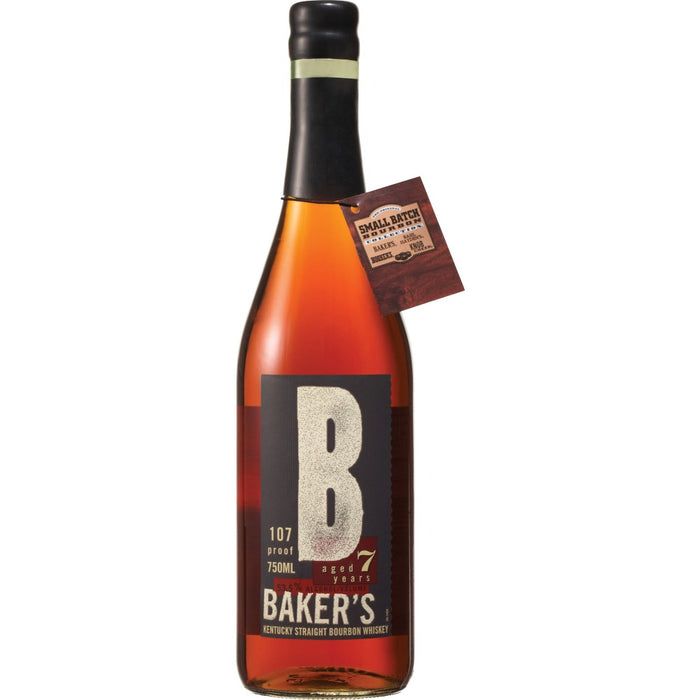 Baker's 7 Year Old Kentucky Straight Bourbon Whiskey
