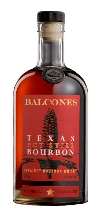 Balcones Texas Pot Still Bourbon Straight Whisky