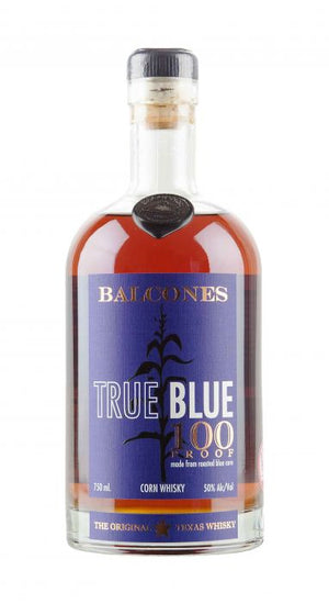 Balcones True Blue 100 Proof Bourbon Whisky - CaskCartel.com