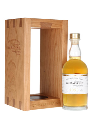 Balvenie 1993 23 Year Old DCS Compendium Chapter 3 Speyside Single Malt Scotch Whisky - CaskCartel.com