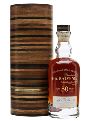 Balvenie 50 Year Old Cask #4567 (2014 Release) Speyside Single Malt Scotch Whisky - CaskCartel.com