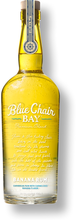 Kenny Chesney | Blue Chair Bay Banana Rum - CaskCartel.com