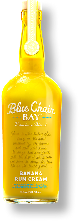 Kenny Chesney | Blue Chair Bay Banana Cream Rum at CaskCartel.com