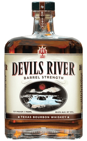 Devil's River Barrel Strength Whiskey - CaskCartel.com