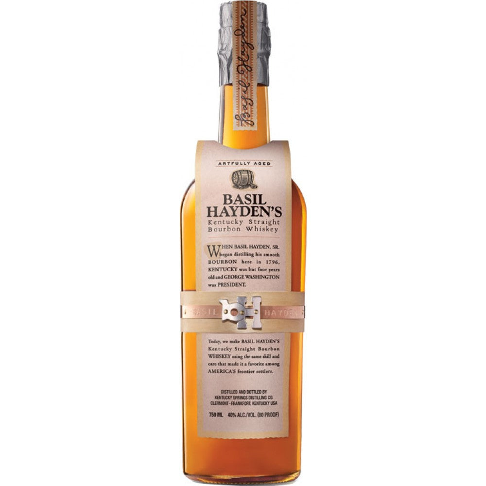 Basil Hayden's Kentucky Straight Bourbon Whiskey - CaskCartel.com