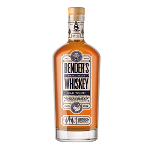 Bender's 8 Year Old Small Batch Old Corn Whiskey at CaskCartel.com