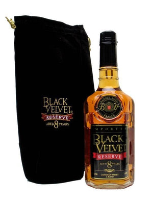 Black Velvet Reserve 8 Year Old Canadian Whisky - CaskCartel.com