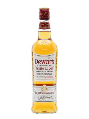 Dewar's White Label Blended Scotch Whisky - CaskCartel.com