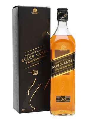 Johnnie Walker Black Label 12 Year Old - CaskCartel.com