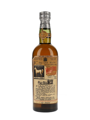 White Horse Bot.1948 Blended Scotch Whisky | 700ML at CaskCartel.com