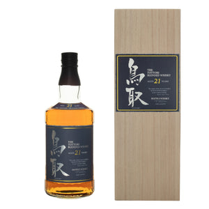 Matsui Shuzo 'The Tottori' 21 Year Old Blended Japanese Whisky - CaskCartel.com