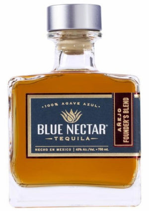 Blue Nectar® Añejo Founder's Blend Tequila at CaskCartel.com