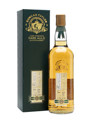 1968 Duncan Taylor Benriach 34 Year Old Single Malt Scotch Whisky - CaskCartel.com