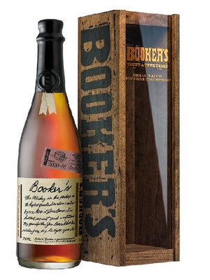 "BOOKER'S ""GRANNY'S BATCH"" BATCH NO. 2020-01 STRAIGHT BOURBON WHISKEY"
