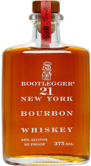 Bootlegger 21 New York Bourbon Whiskey - CaskCartel.com