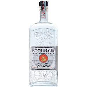 Bootlegger New York Craft Vodka at CaskCartel.com