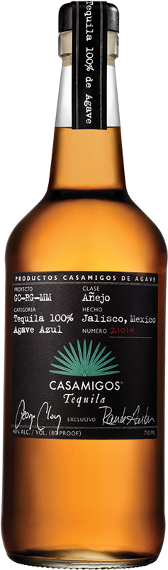 George Clooney | Casamigos Anejo Tequila