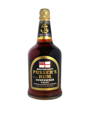 Pusser's Gunpowder Proof Rum - CaskCartel.com