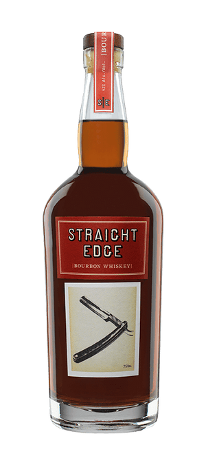 Straight Edge Bourbon Whiskey - CaskCartel.com