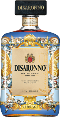 [BUY] Disaronno Originale | Limited Edition | Versace at CaskCartel.com