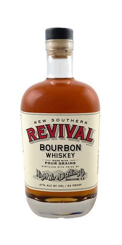 New Southern Revival Four Grain Bourbon Whiskey