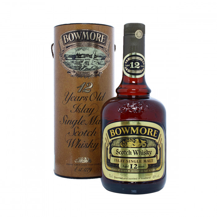 Bowmore - 12 Year Old (1980s) Auction Single Malt Scotch Whisky