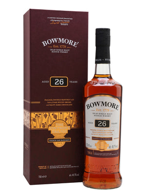 Bowmore 26 Year Old Scotch Whisky - CaskCartel.com
