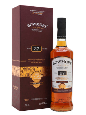 Bowmore 27 Year Old Scotch Whisky - CaskCartel.com