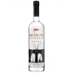Brooklyn Republic Vodka at CaskCartel.com