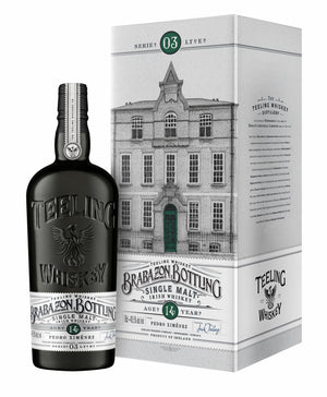 Teeling Brabazon Volume III 14 Year Old Irish Whiskey at CaskCartel.com