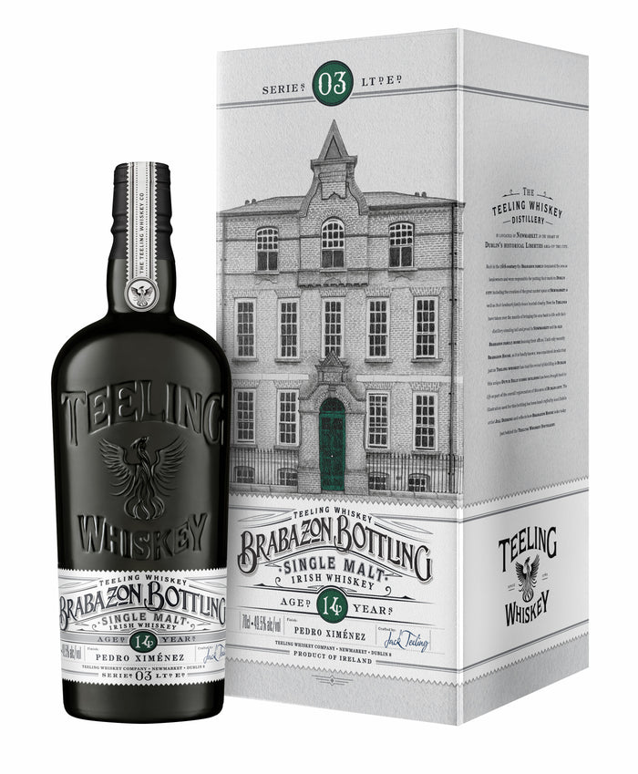 Teeling Brabazon Volume III 14 Year Old Irish Whiskey