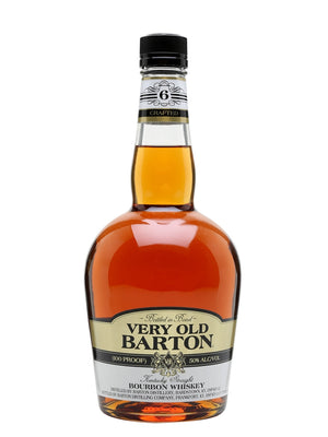 Very Old Barton 100 Proof Bourbon Kentucky Straight Bourbon Whiskey - CaskCartel.com