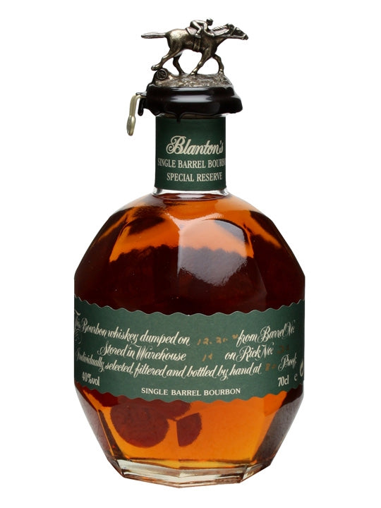 Blanton's Special Reserve (Green Label) Kentucky Straight Bourbon Whiskey 700ml