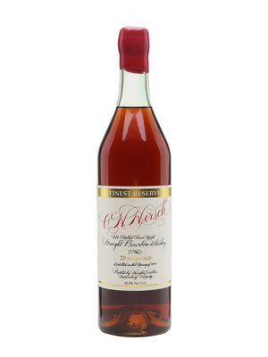 A H Hirsch 1974 Finest Reserve 20 Year Old Straight Bourbon Whiskey at CaskCartel.com