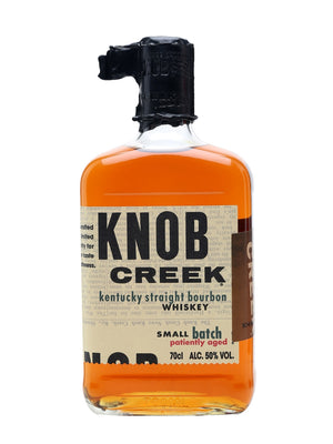 Knob Creek Small Batch Kentucky Straight Bourbon Whiskey - CaskCartel.com