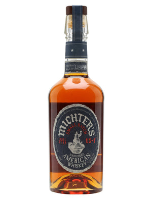 Michter's Unblended Small Batch American US*1 Whiskey - CaskCartel.com