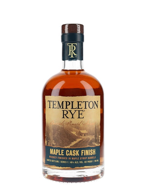 Templeton Rye Maple Cask Finish Whiskey at CaskCartel.com