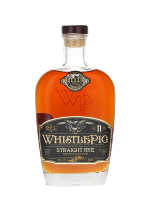Whistlepig 11 Year Old Straight Rye Whiskey - CaskCartel.com