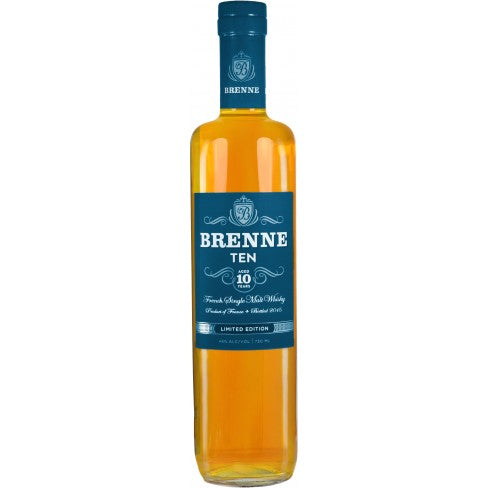 Brenne 10 Year Old French Single Malt Whisky