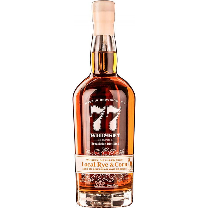 Breuckelen 77 Local Rye & Corn Whiskey
