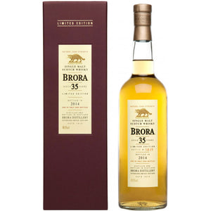 Brora 14th Release 35 Year Old Single Malt Scotch Whisky at CaskCartel.com
