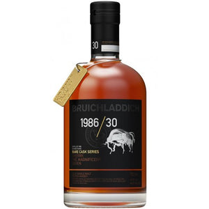 Bruichladdich 1986/30 Rare Cask Series - Sherry: The Magnificent Seven