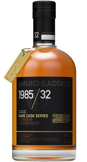 Bruichladdich 32 Year Old 1985 Rare Cask Series Scotch Whisky - CaskCartel.com
