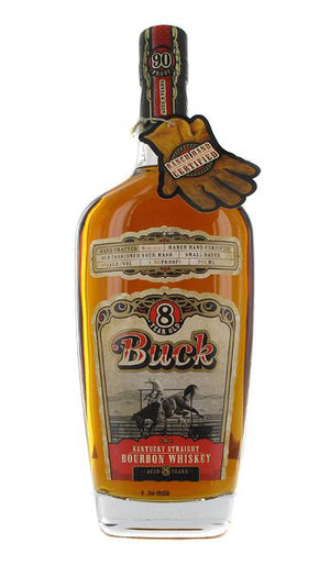 Buck 8 Year Old Kentucky Straight Bourbon Whiskey - CaskCartel.com