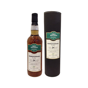 Bunnahabhain 24 Year Old Single Malt (The First Editions) Scotch Whisky at CaskCartel.com