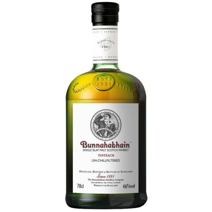Bunnahabhain Toiteach Single Malt Scotch