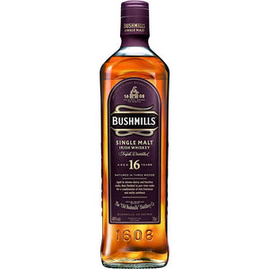Bushmills 16 Year Old Single Malt Irish Whiskey - CaskCartel.com