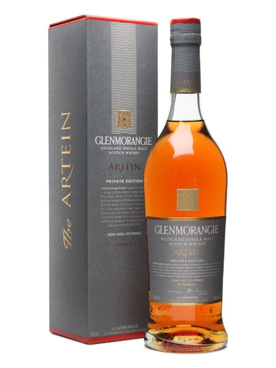 Glenmorangie Artein 15 Year Old Private Edition Single Malt Scotch Whisky