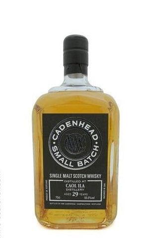 [BUY] Caol Ila 29 Year Old Single Malt (Cadenhead Bottling) Scotch Whisky at CaskCartel.com