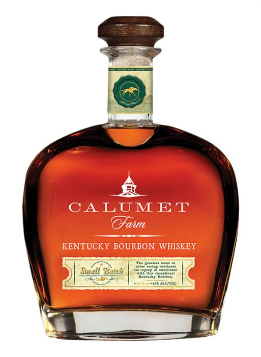 Calumet Farm Bourbon Whiskey Small Batch